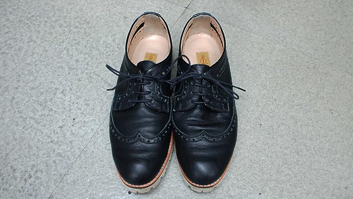 靴 を おろす 新しい
