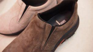 スエード靴ジャングルモック
